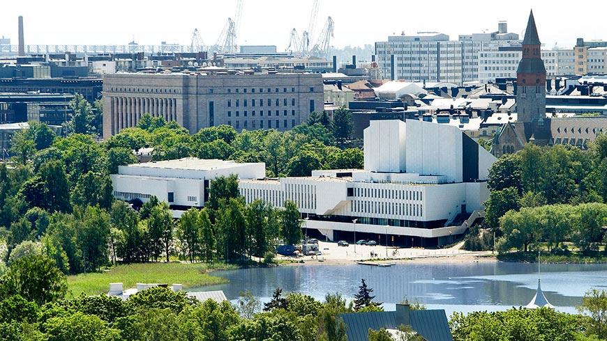 Helsinki Finlandia Hall Photo Visit Helsinki Visit Finland
