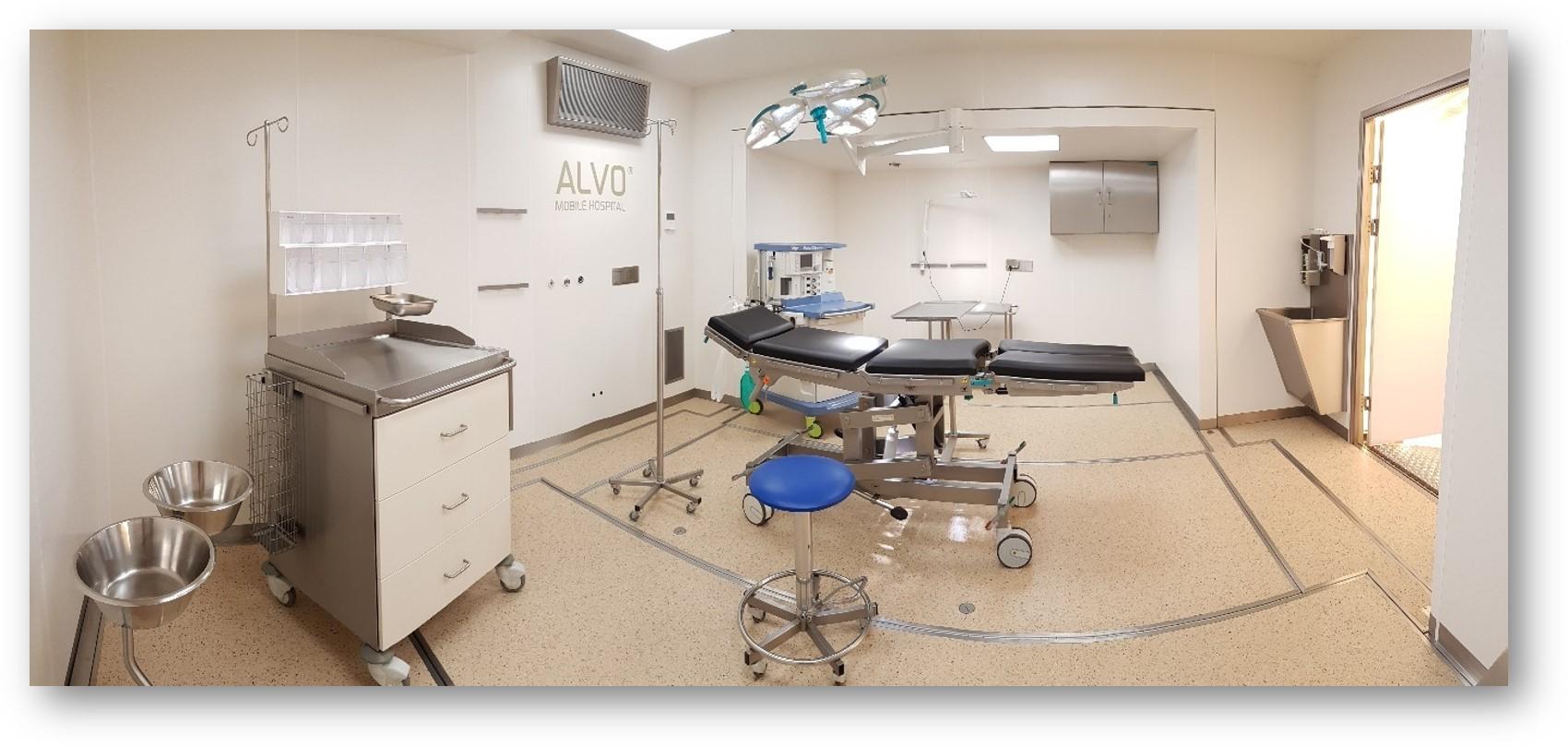 unità mobili di isolamento Solving Italia Soltec srl isolamento pazienti ventilazione per contrastare patogeni