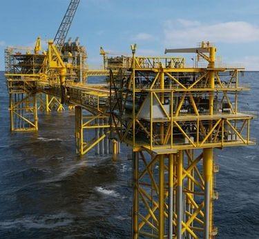 progetto tyra - Piattaforma offshore Tyra East soluzioni HVAC Halton solving Italia Rosetti Marino Total