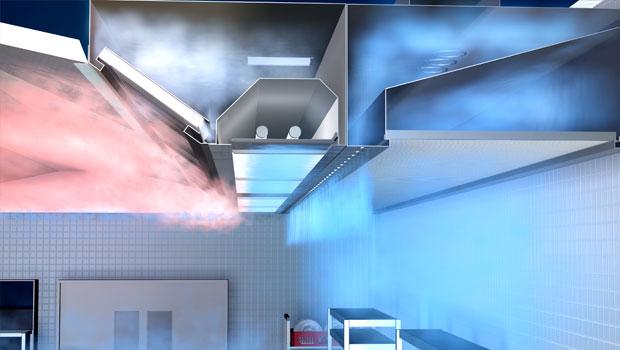 innovazione ventilazione cucine professionali soluzioni uniche halton solving italia